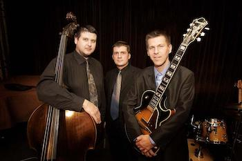 Marek Šmaus band (trio/quartet)